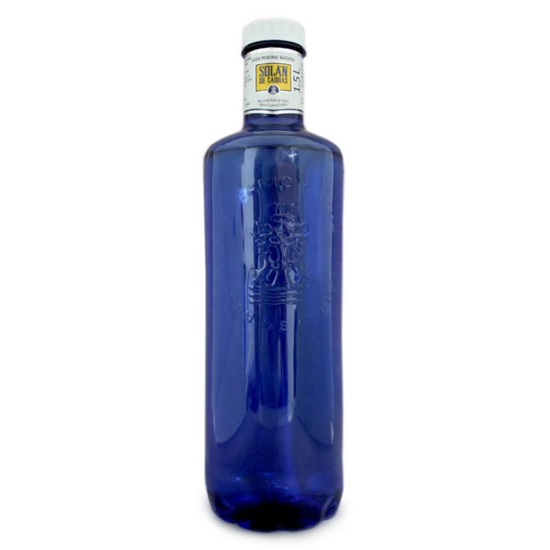 Agua Mineral Solán De Cabras 1,5L