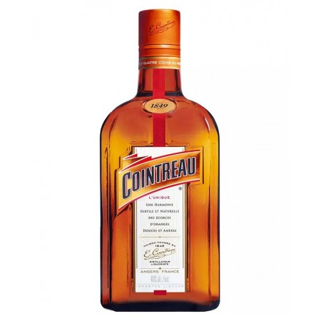 LICOR COINTREAU 70 CL. -40º