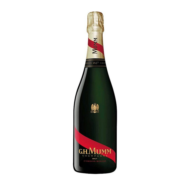Champagne Mumm Rouge 75cl
