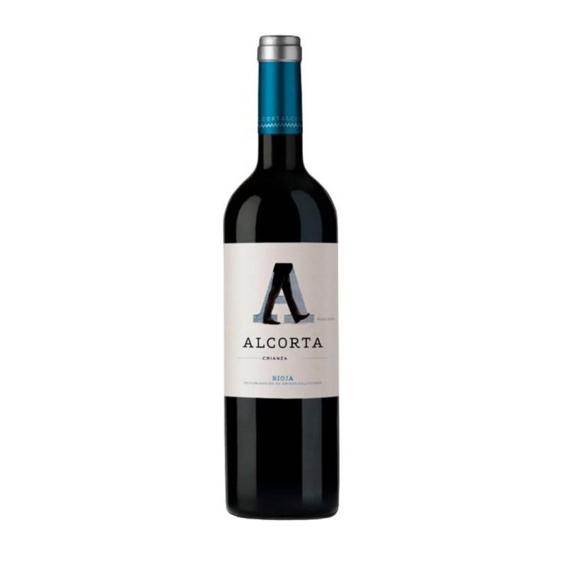 VINO VIÑA  ALCORTA  TT CZA 75 CL 13,5º