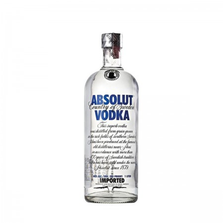VODKA  ABSOLUT 1 L. 40º