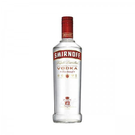 VODKA SMIRNOFF BOT 70 CL. 37,5º