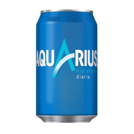 Aquarius Lata 33cl