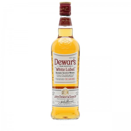 Whisky Dewar´s White Label 1L