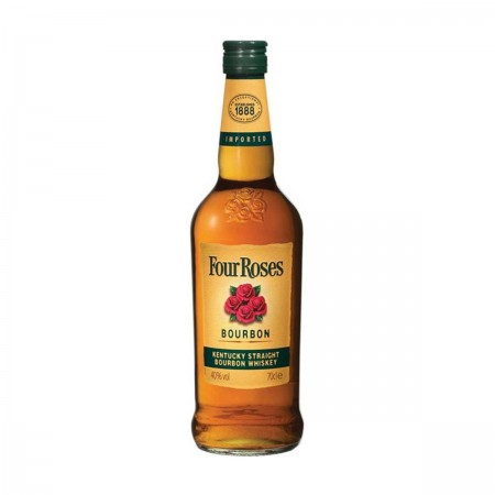WHISKY BOURBON FOUR ROSES BOT 70 CL 40º