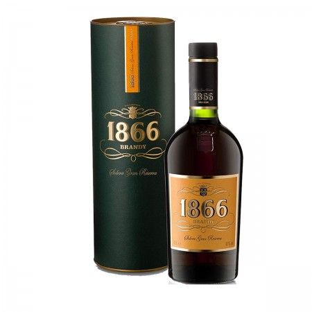 BRANDY LARIOS 1866 70 CL. 40º