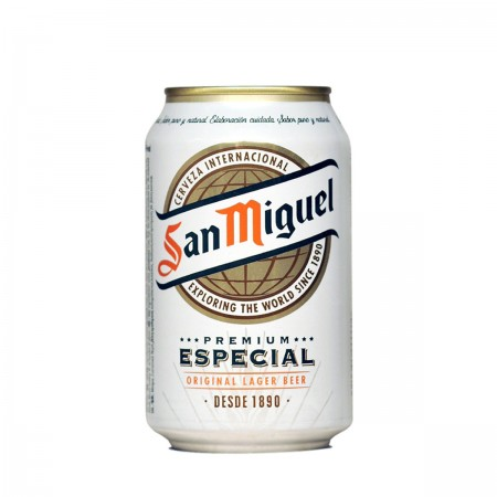 San Miguel Lata 33cl
