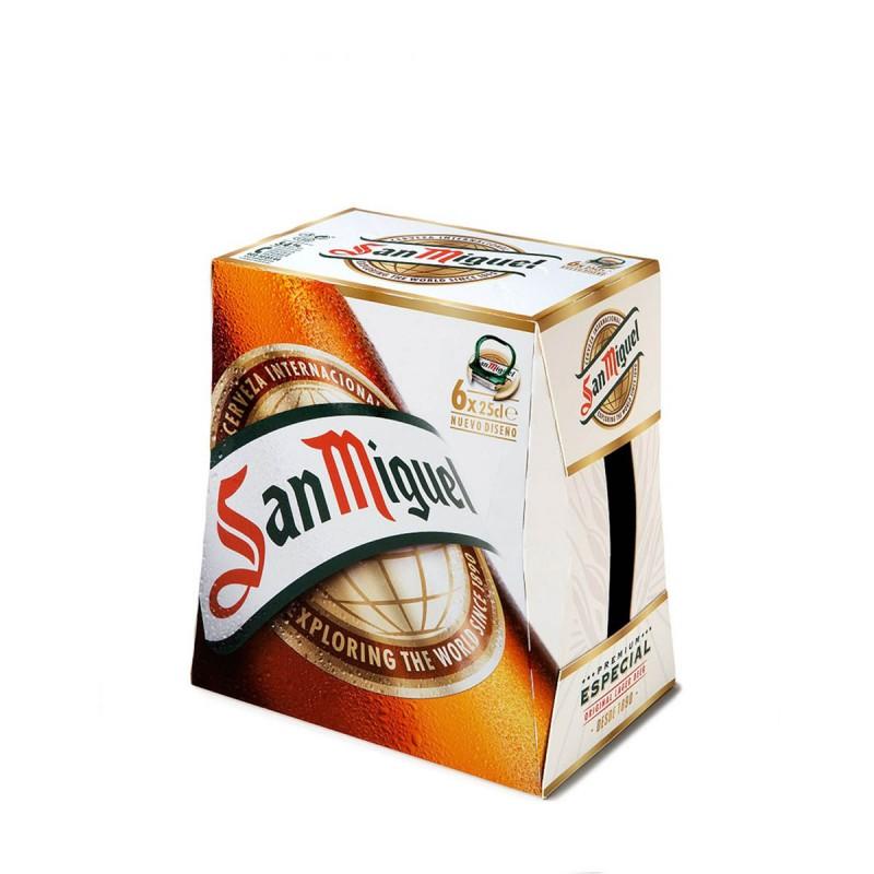 Cerveza San Miguel 25cl
