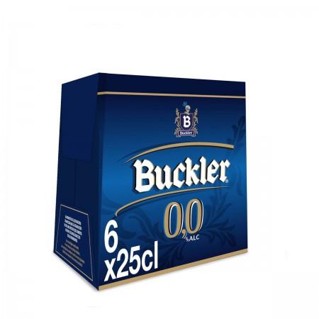 Buckler 0,0 25cl Pack 6