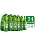 CERVEZA  HEINEKEN BOT 33 CL. 5º PACK 24 UDS