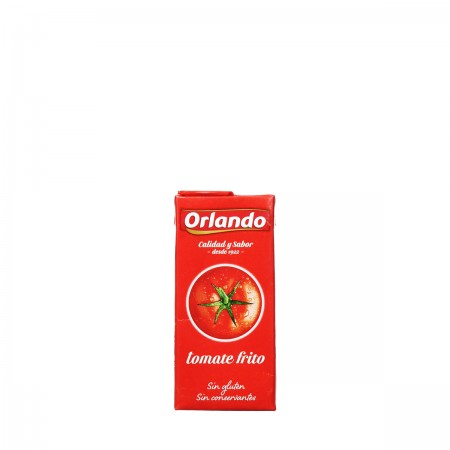 TOMATE FRITO ORLANDO BRIK 350 GR