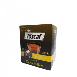 CAFE COLOMBIA CAPSULAS COMP DOLCE GUSTO 16UDS
